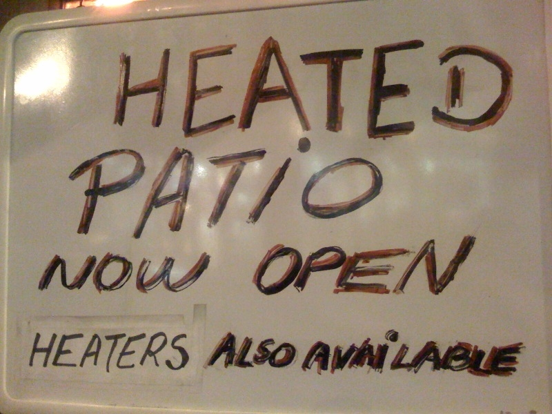 Heatedpatio
