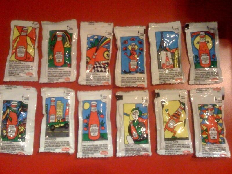 KetchupPackets