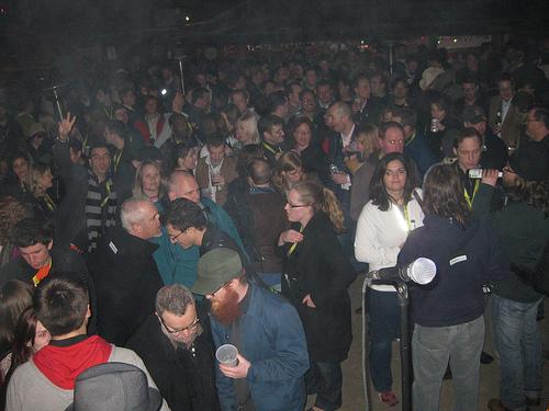 Cog crowd