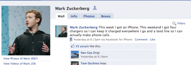 ZuckerbergiPhone